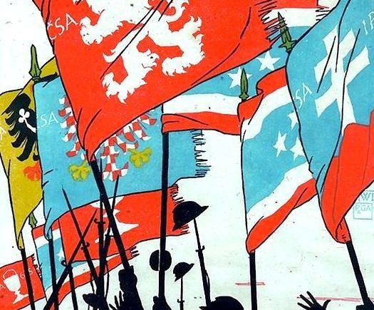 28. říjen 1918 - Vznik Československa