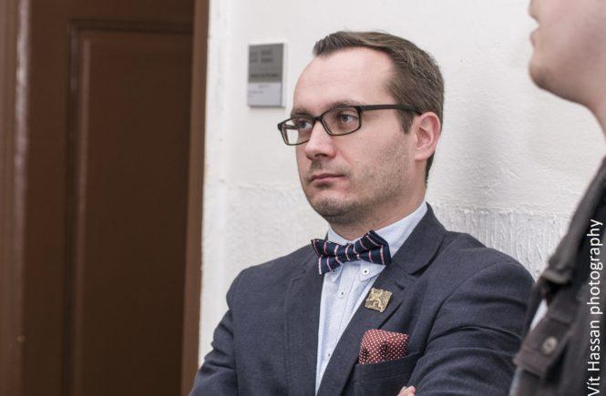 A. B. Bartoš odsouzen