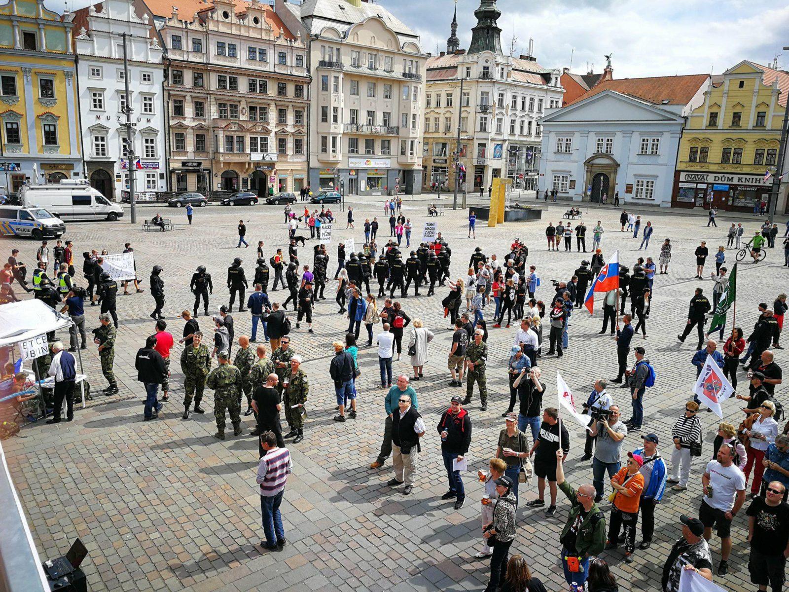 Národní 1. máj v Plzni – reportáž