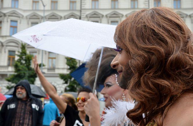 Marxističtí magoři z Katedry antropologie FF ZČU, protest proti Pilsen pride není homofobní, ale je protibolševický!