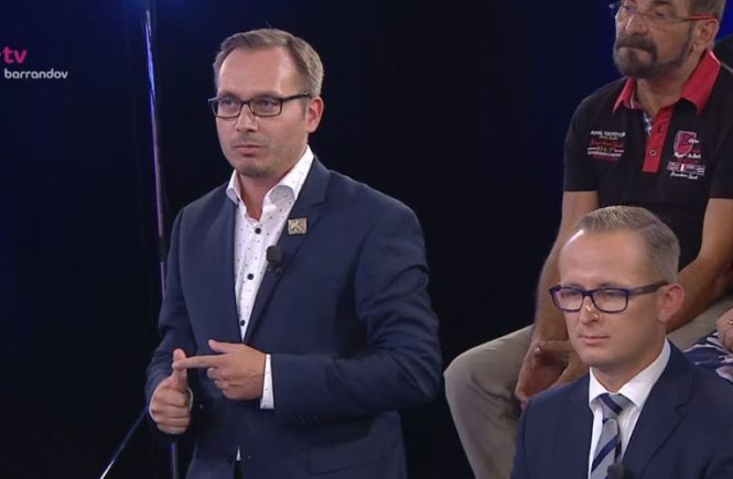 ABB znovu na TV Barrandov (záznam)
