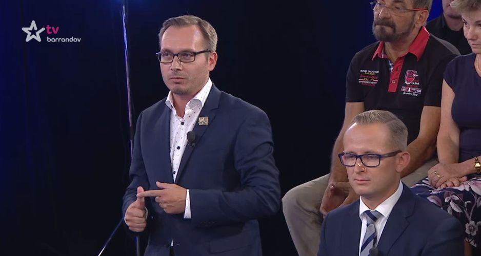 ABB znovu na TV Barrandov. Středa 19. září od 22:45 - NÁRODNÍ DEMOKRACIE