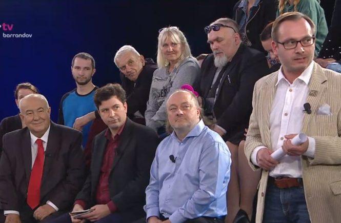 ABB na TV Barrandov (výjimečně v pátek) 12. 10. 2018