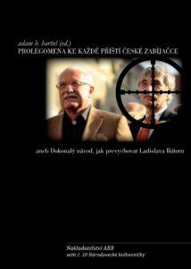 Dopis Adama B. Bartoše Jeanu-Claude Junckerovi