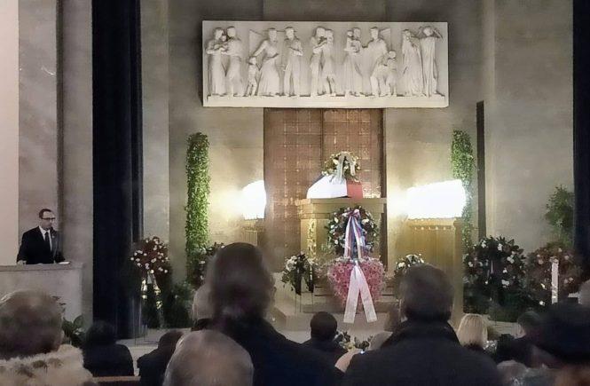 Smuteční řeč ABB na pohřbu Jana Skácela