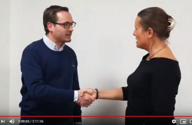 Videozáznam z přednášky Národní demokracie - Alena Vitásková: Můj nerovný boj s mafií