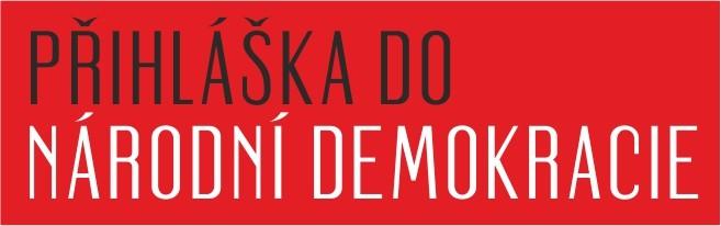 Národní demokracie usiluje o sjednocení vlastenecké části politického spektra