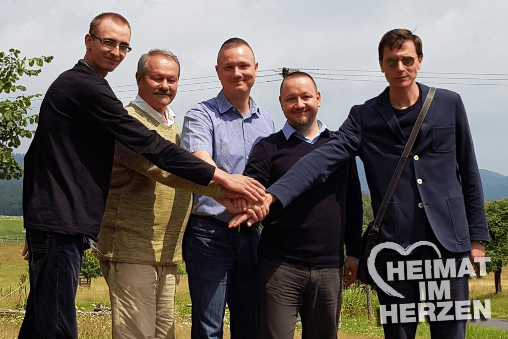 Čeští a němečtí národní demokraté společně za Evropu
