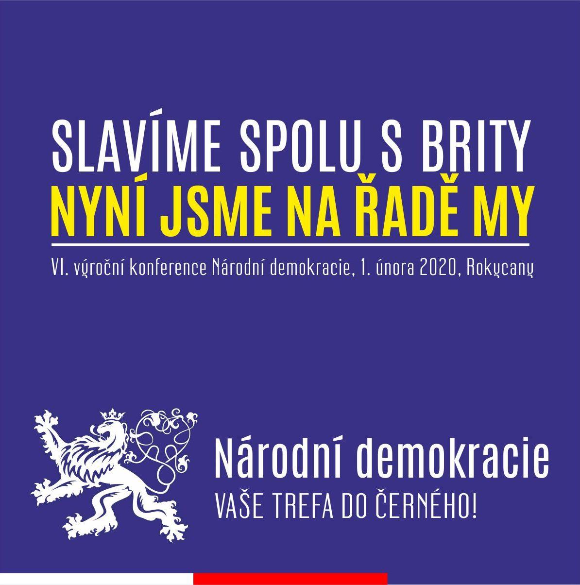 Rokycanská deklarace Národní demokracie